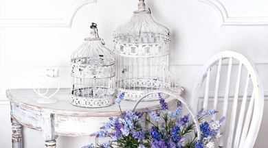 Old Shabby Chic / Vintage Look