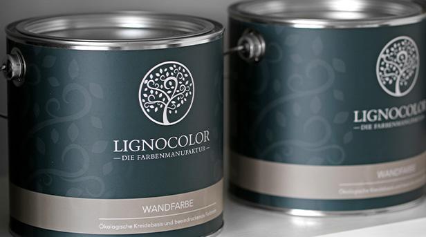 Wandfarbe Online Kaufen Lignocolor Wandfarbe Hochwertige Farben Fur